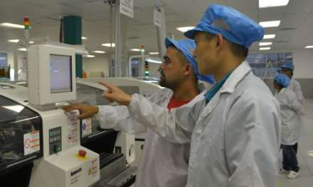 Hisense tranfers international best practice to local employees