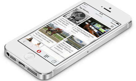 Opera Software gives its Opera Mini browser on iOS a complete makeover