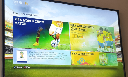 Latest Update On PS4 Brings World Cup to 'FIFA 14′ for Free