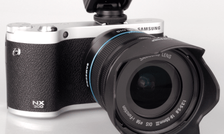 My experience with the Samsung NX300 camera