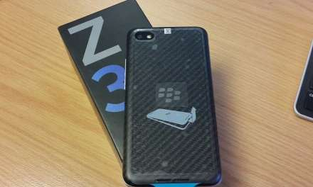 Blackberry Z30 brings more than just sexy back, works with Android Apps too!