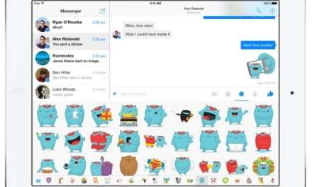 Facebook Messenger App Now Available For iPad
