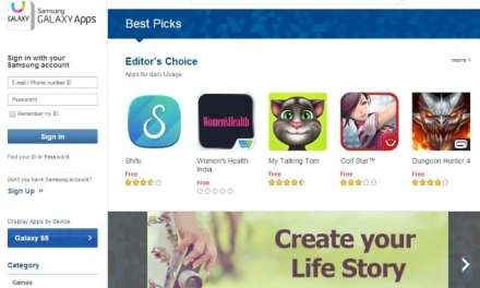 Samsung rebrands App Store to 'Galaxy Apps'