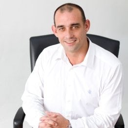 Digital Street Interviewing Seartec CEO, Mark McChlery