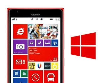 Windows Phone 8.1 Infographic