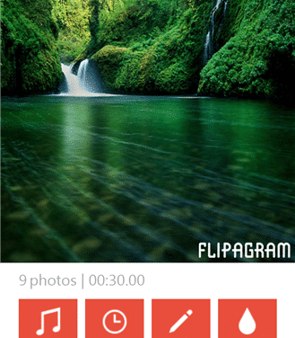 Flipagram Now Available on Lumia Devices