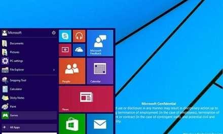Screenshots of Windows 9 'Threshold' begin to surface online