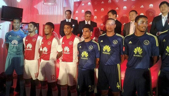 Huawei announces exclusive sponsorship of Ajax Cape Town