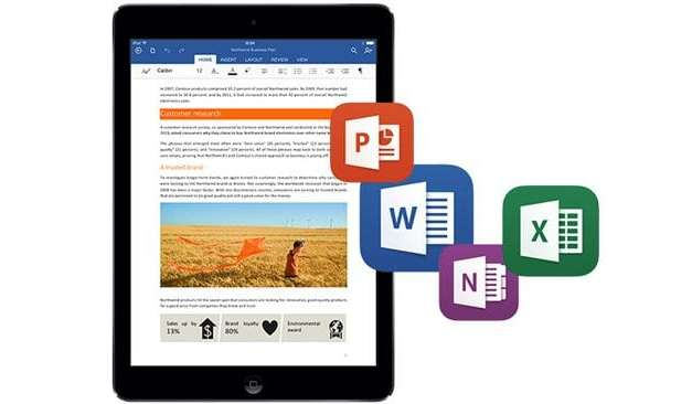 Microsoft launches Free Office Apps of iPhone, iPad & unveils Android version