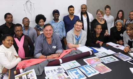 Durban Fashion Fair Mentorship Programme Models Young Designers