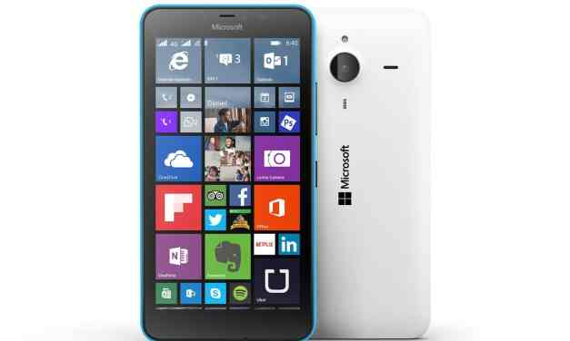 Three new Microsoft smartphones arrive in South Africa