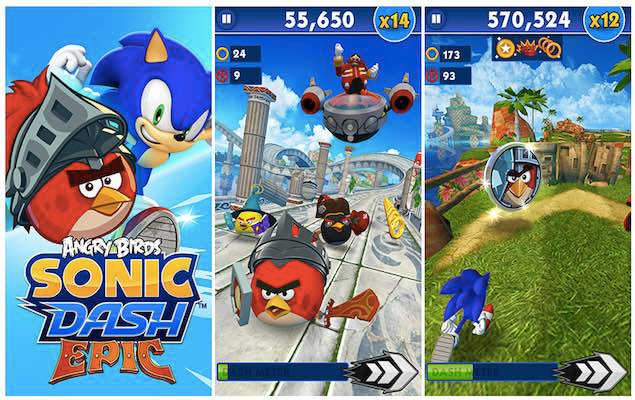 Angry Birds Fight! Launched After Rovio Partners with Sega for Sonic Dash