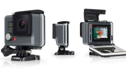 Introducing the new GoPro HERO+ LCD
