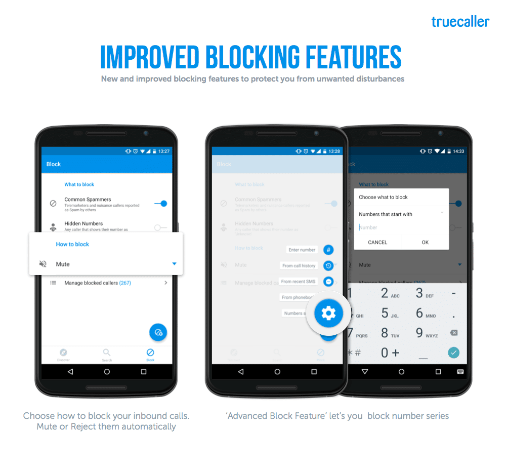 Truecaller Introduces Improved Spam Blocking Features