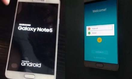 Leaked Images: Samsung Galaxy Note 5 & Galaxy S6 Edge Plus