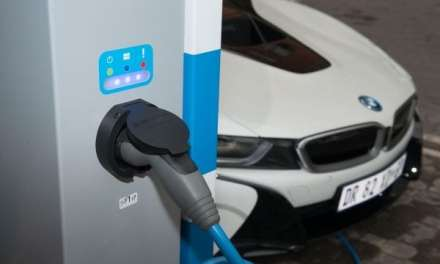 BMW South Africa introduces electric vehicle charging infrastructure to Melrose Arch precinct