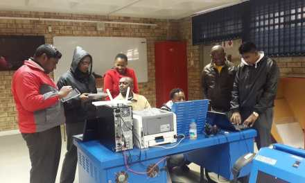 Broadlink provide connectivity to 2 500 learners in Orange Farm and Lenasia