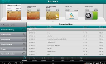 Banking App usage is climbing