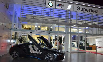 BMW Group South Africa's Supertech Durban dealership achieves 4-Star Green Building Rating