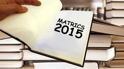 2015 Matric Results