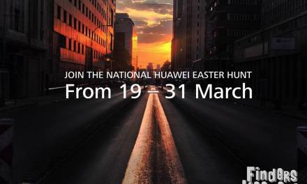 Huawei launches national treasure hunt for Easter 2016