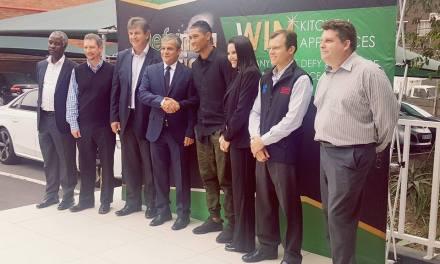 World Champion Wayde van Niekerk Partners Up With Defy