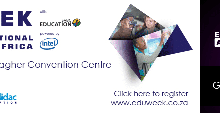 200 Hours of Free workshops with EduWeek with SABC Education powered by Intel