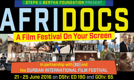 The Durban International Film Festival 2016 –  Live on Your TV Screen!