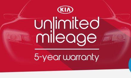 KIA Introduces New 5-year/Unlimited Mileage Warranty