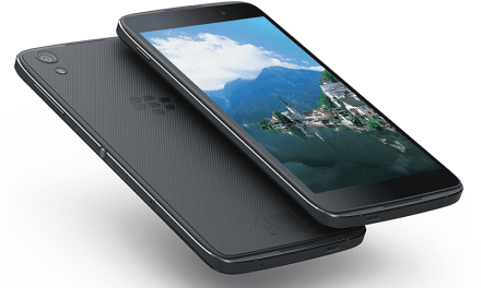 BlackBerry Leaks Specs Of Their Upcoming DTEK60 Android Smartphone