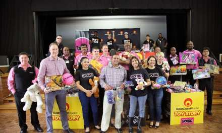 Bring it to life with East Coast Radio's Toy Story with Game
