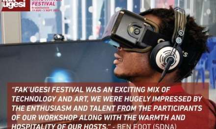 Fak'ugesi African Innovation Festival lights up Johannesburg