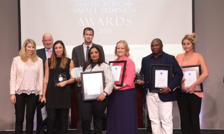 Big recognition for small business at the 2016 South African Small Business Awards