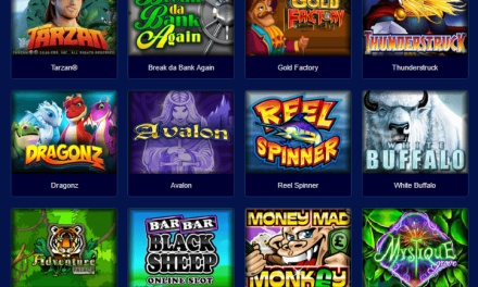 The Benefits of Online Casino