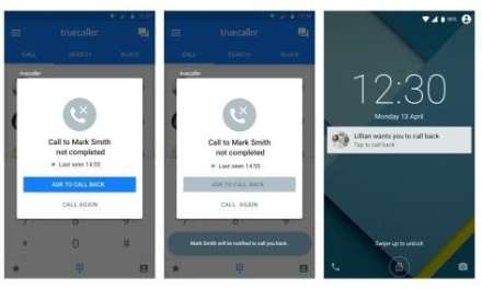 'Call Me Back' Feature Added In Latest Truecaller App Update