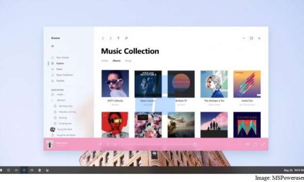 Windows 10's 'Project Neon' UI Revamp Leaked