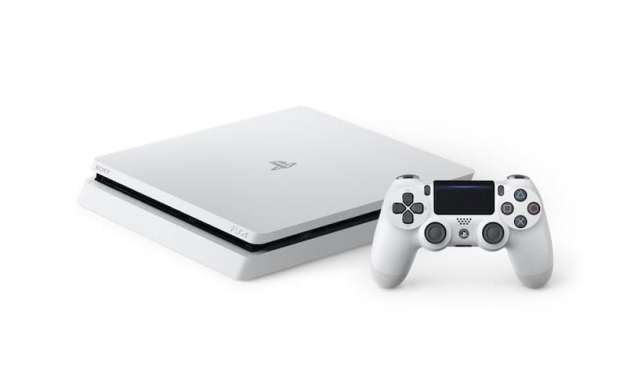 Sony Launches Glacier White PS4 And It's Coming To South Africa!