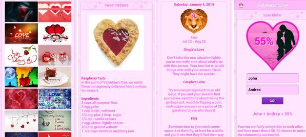 Celebrate Valentine's Day with these romantic apps