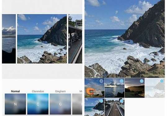 Multi-Photo Album Uploads Coming To Instagram on Android