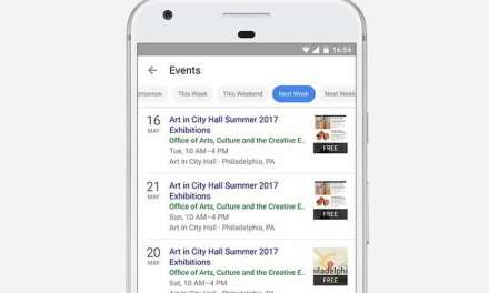 Local Event Search Feature Added To Google's App And Mobile Website
