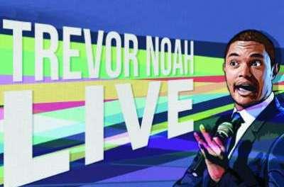 Trevor Noah Live at ICC – Durban