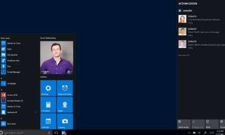 Dedicated LinkedIn App Arrives For Windows 10