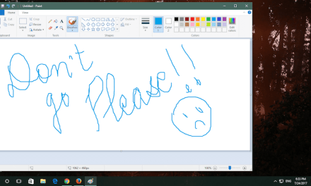 32 Years Later, Windows Says Goodbye To Paint With Windows 10 Fall Creators Update