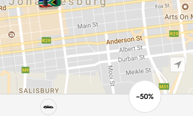 Taxify Tuesdays Launch In South Africa