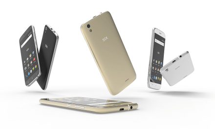 Luxury smartphone design made accessible with the launch of the STK Sync 5e in South Africa