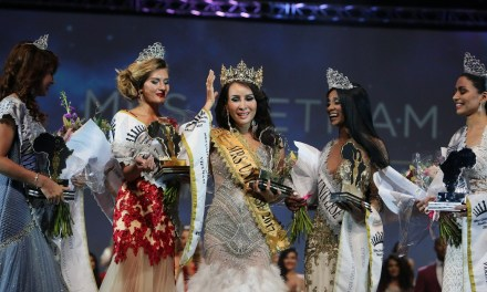 Mrs Vietnam is crowned Mrs Universe in a glitzy event in Durban