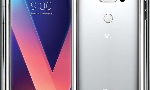 LG V30 shines at IFA 2017