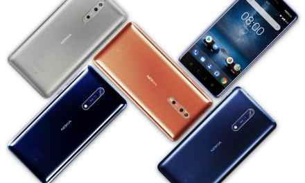 Nokia 8 is here! Three firsts in one precision designed flagship