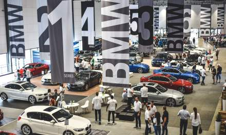 The first-ever BMW M Festival in South Africa attracts just under 20,000 visitors at the Kyalami Grand Prix Circuit