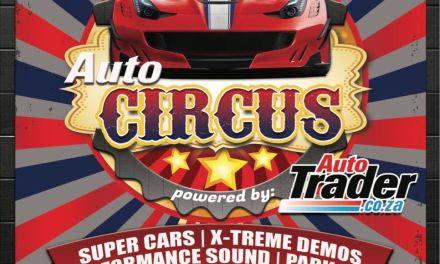 #AutoCIRCUS powered by AutoTrader featuring Gymkhana GRiD